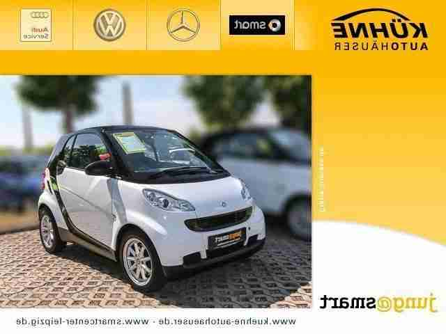 fortwo coupé mhd pure 45kw