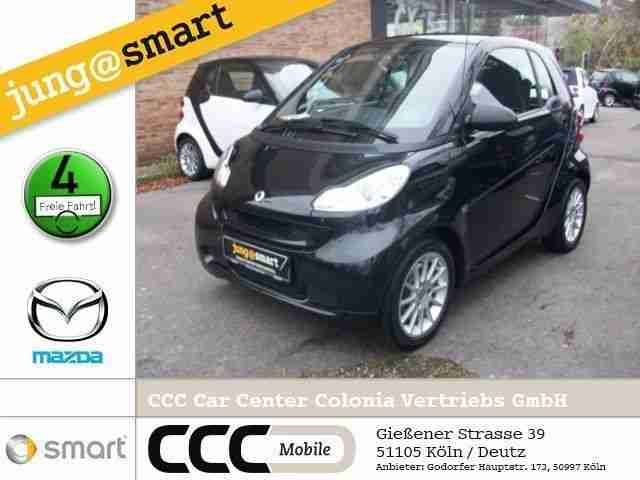 Smart fortwo coupé micro hybrid 52 kW **TOP ANGEBOT**