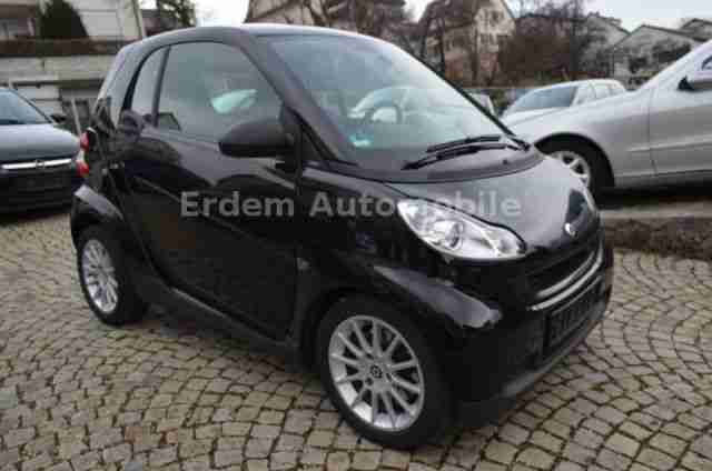 Smart fortwo coupe passion *Klima*F1-Schalt*Panorama*