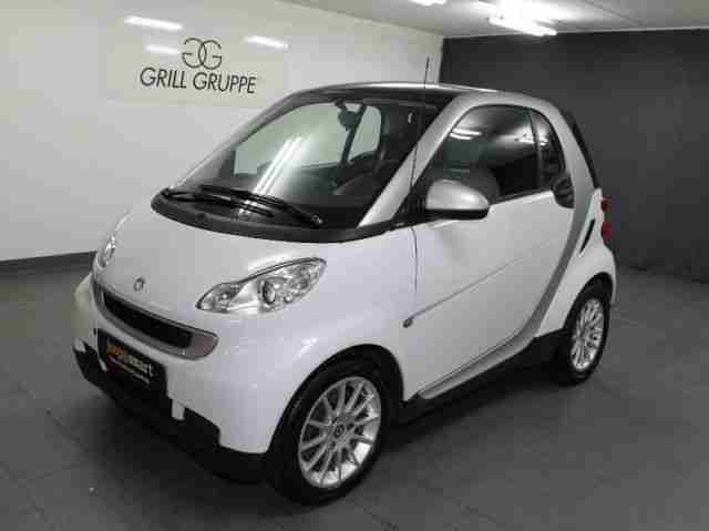 Smart fortwo coupé passion Softouch Autom. SHZ Pano LM
