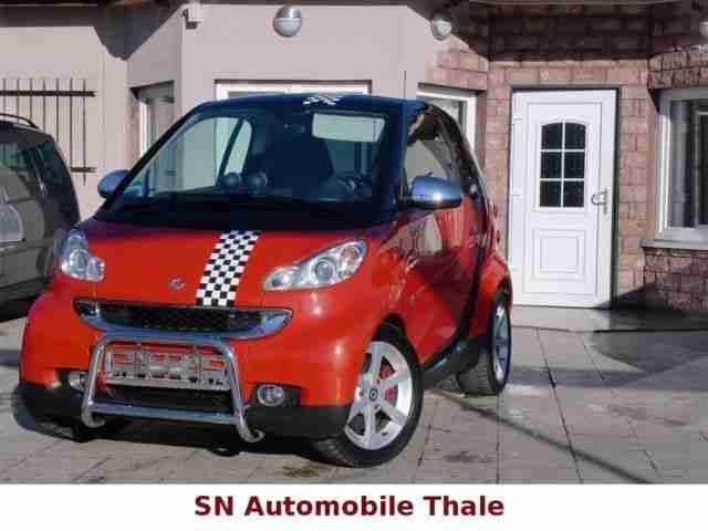 fortwo coupe pulse TÜV 08.2015 Panoramadach