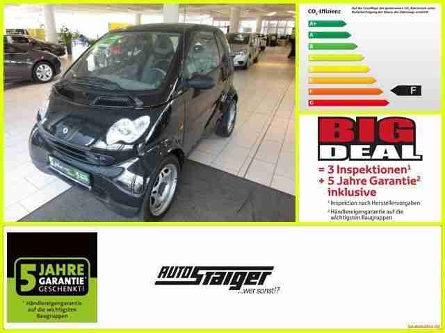 Smart fortwo coupe pure Klima Sitzheizung