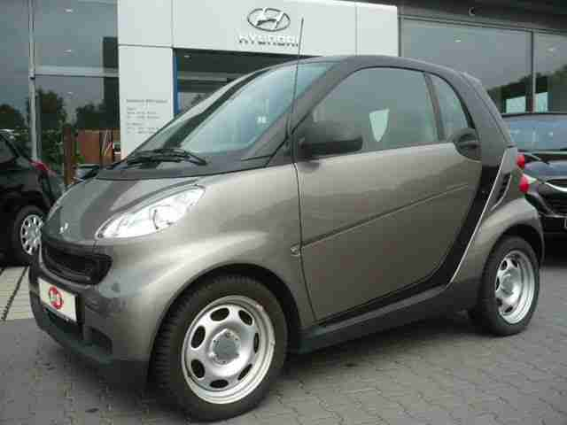 Smart fortwo coupe pure Klima ZV