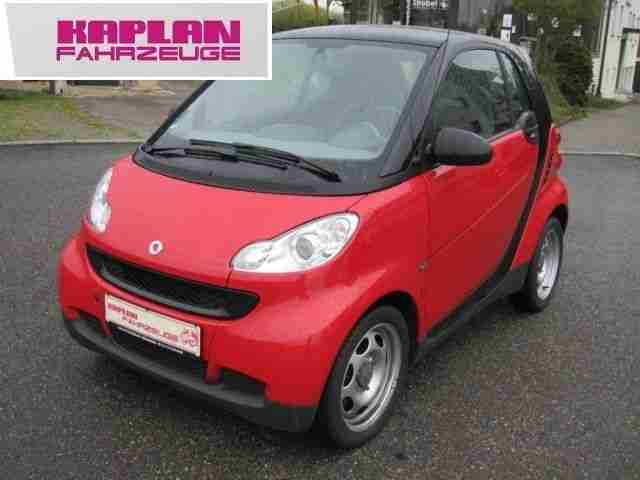 fortwo coupe pure mhd Klima Pano