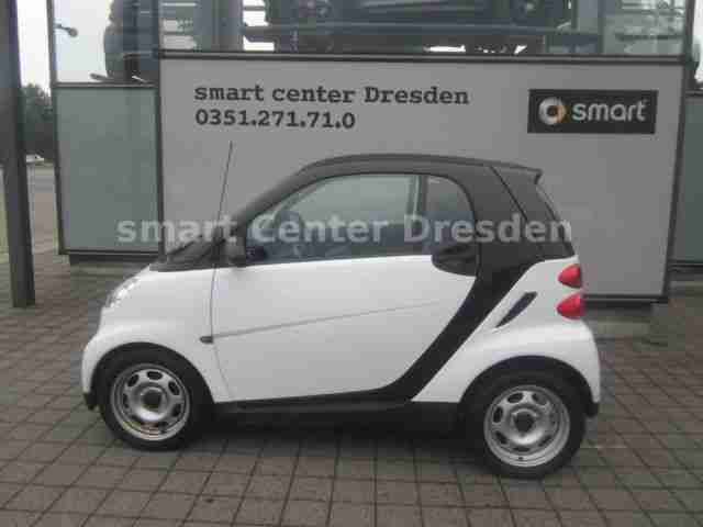fortwo coupe pure mhd Klimaanlage