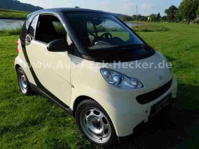 Smart fortwo coupe pure micro hybrid drive Mod