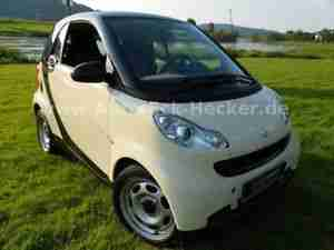 fortwo coupe pure micro hybrid drive Mod. 2011
