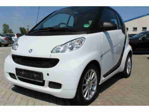 fortwo coupe softouch passion MHD FACELIFT