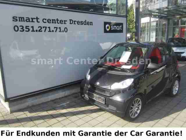 smart fortwo coupe softouch passion navi grosse menge. Black Bedroom Furniture Sets. Home Design Ideas