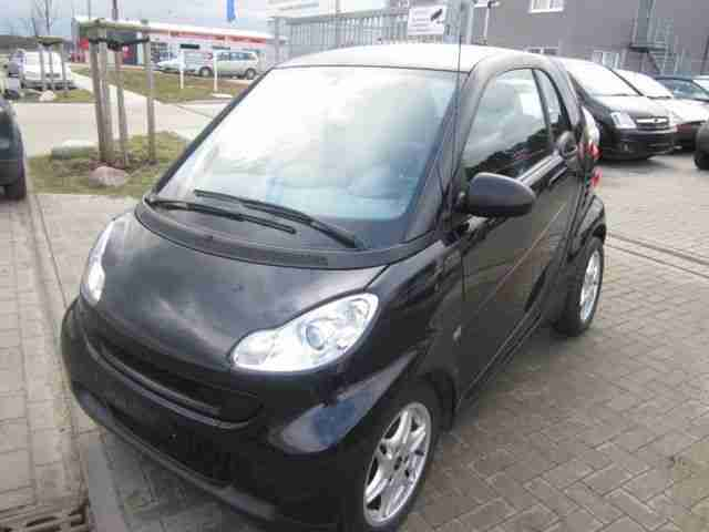 fortwo coupe softouch pure AUTOMATIK 1.HAND