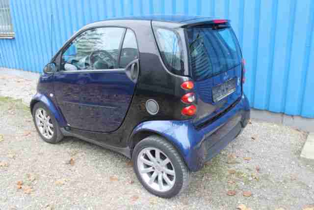 Smart fortwo coupe softtouch pulse Panoramadach W-Räde