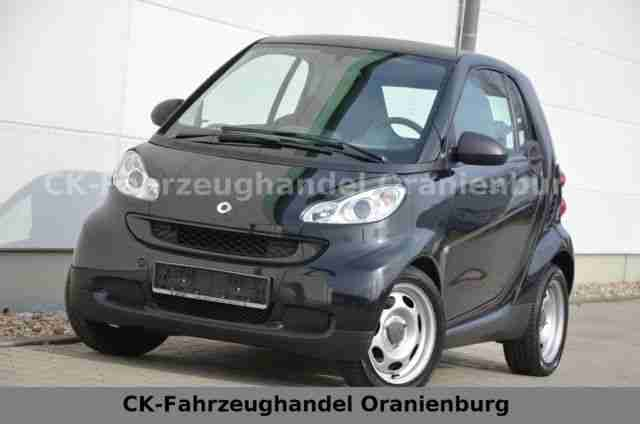 smart fortwo mhd automatik klima hu au neu pano grosse menge von smart fahrzeugen. Black Bedroom Furniture Sets. Home Design Ideas