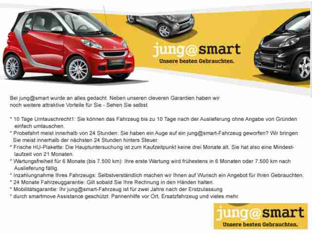 Smart fortwo mhd Passion Soundsystem Pano.-Dach Navi