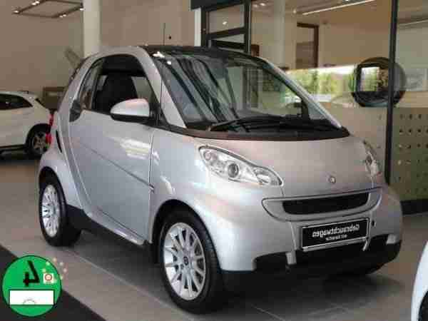 Smart fortwo passion Sitzheizung Klima softouch