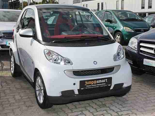 Smart fortwo passion mhd Panoramadach