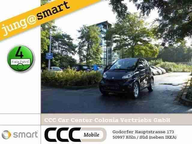smart fortwo pulse coup 52 kw klima autom grosse menge von smart fahrzeugen. Black Bedroom Furniture Sets. Home Design Ideas