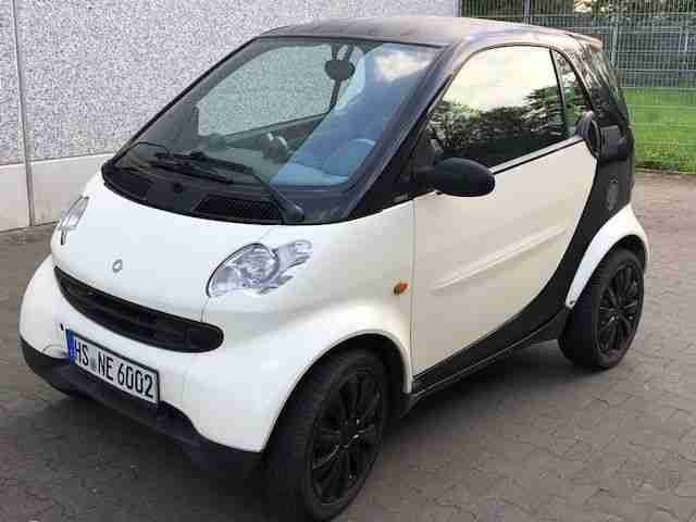 Smart fortwo sehr gepflegt
