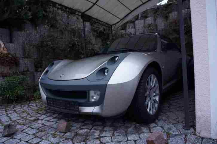 smart roadster coup in champagne 82ps cabrio grosse. Black Bedroom Furniture Sets. Home Design Ideas