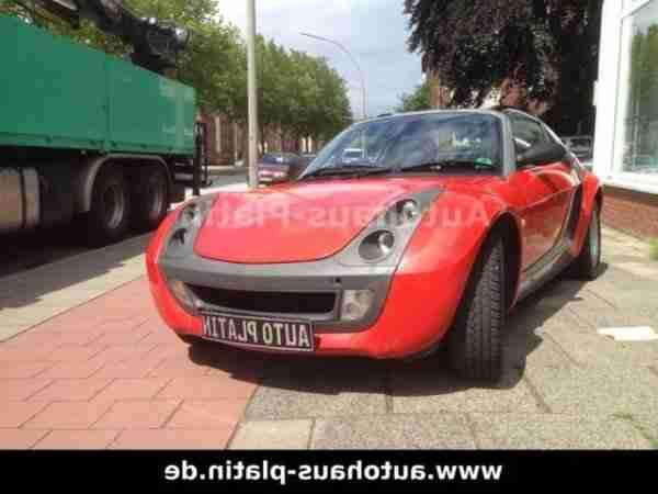 Roadster Cabrio Softtouch 1 Hand! Servo!