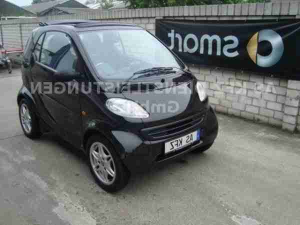 Smart cdi Passion Klima WENIG KM Faltdach 1HD