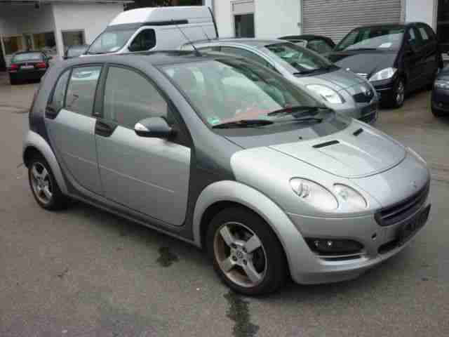 Smart smart forfour 1.3 passion**Klimaanlage**