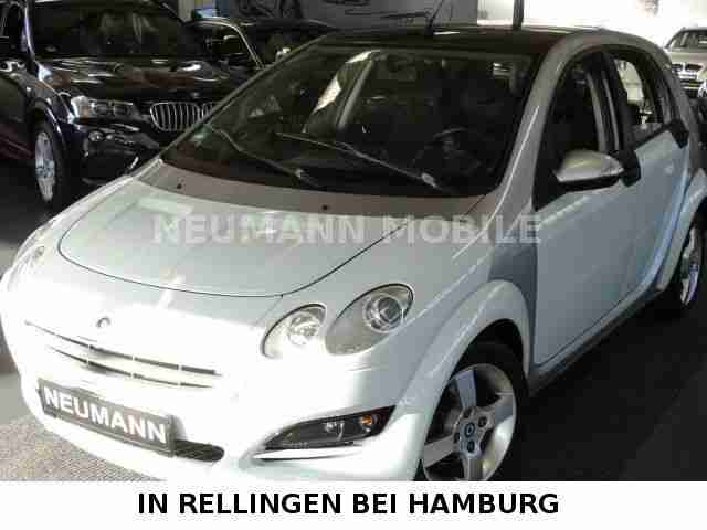 Smart smart forfour cdi softtouch passion dpf