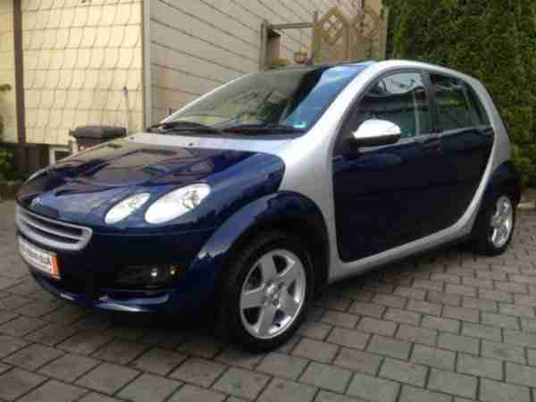 Smart smart forfour passion Klima Panorama