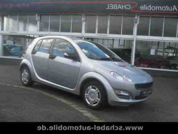 Smart smart forfour pulse 5 Gang Klima 52tkm