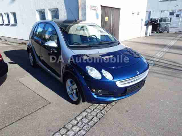 Smart smart forfour softtouch passion