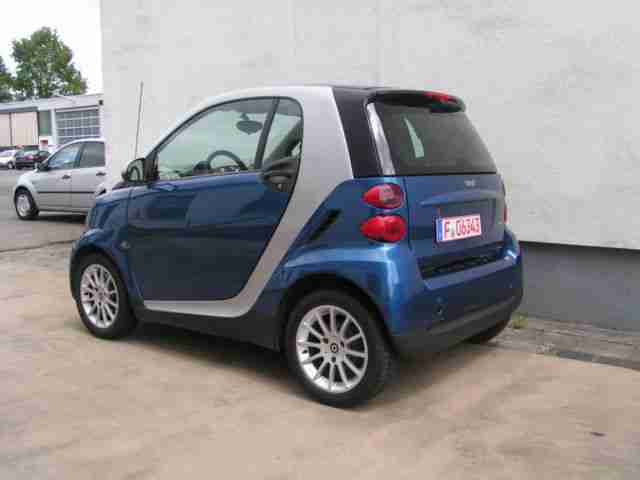 Smart smart fortwo cdi coupe PASSION , KLIMA ,PANORAMA