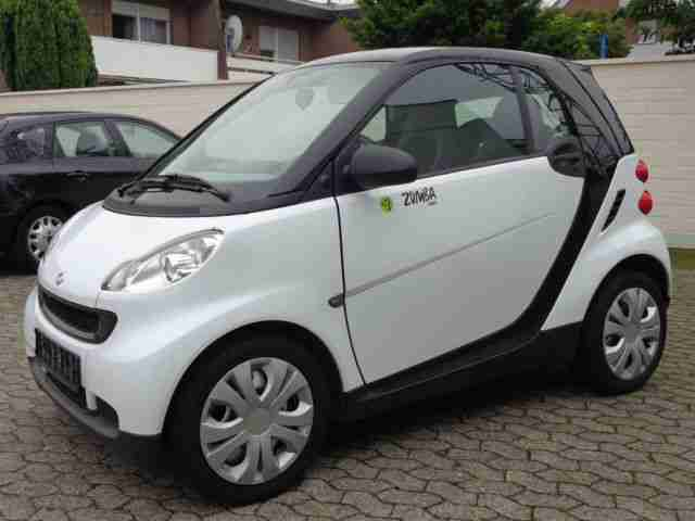 fortwo cdi coupe pure dpf Klima Panorama