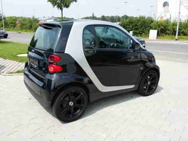 Smart smart fortwo cdi coupe softouch passion dpf