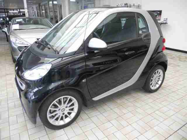 fortwo coupe Aut. Klima Panoramma dach Alu