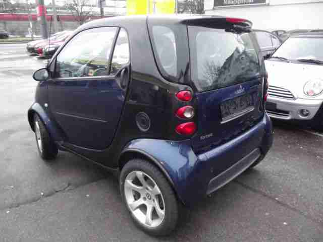 Smart smart fortwo coupe F1 Schaltung/Klima/Panorama