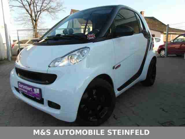 Smart smart fortwo coupe PANORAMA SCHALTWIPPEN