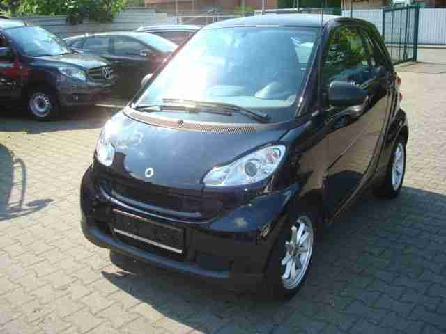 Smart smart fortwo coupe black&white limited micro hyb