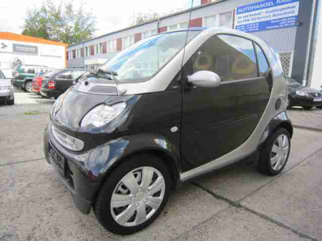 Smart smart fortwo coupe cdi