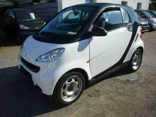 Smart smart fortwo coupe micro hybrid drive