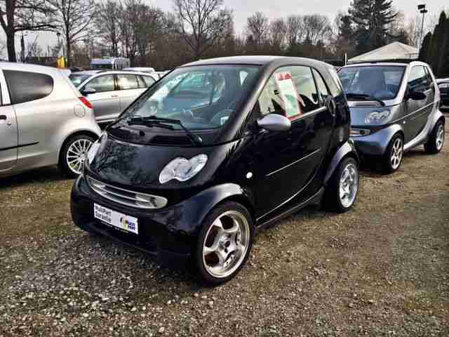 fortwo coupe passion (Klima, Panoramadach)