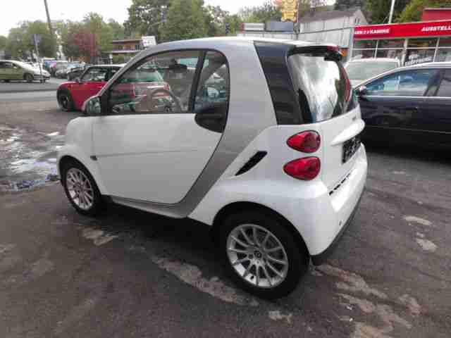 Smart smart fortwo coupe passion(Lückenlos Scheckheft)
