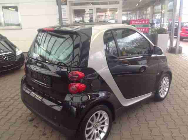 Smart smart fortwo coupe passion Panorama Klima