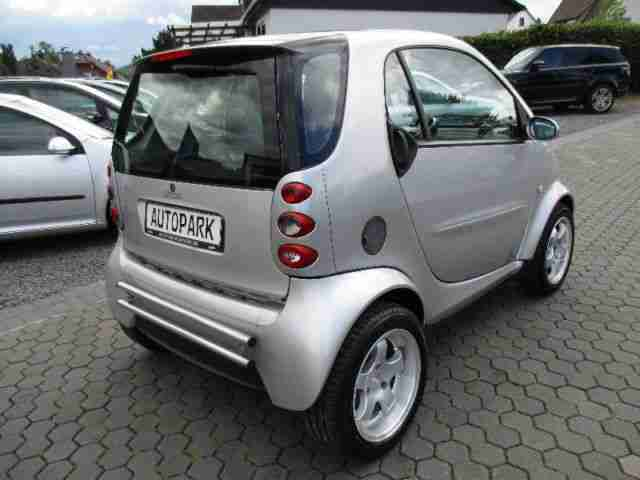 Smart smart fortwo coupe pulse