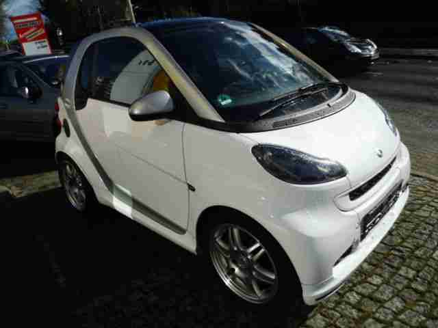 fortwo coupe pulse AMG Navi 17 Zoll AMG
