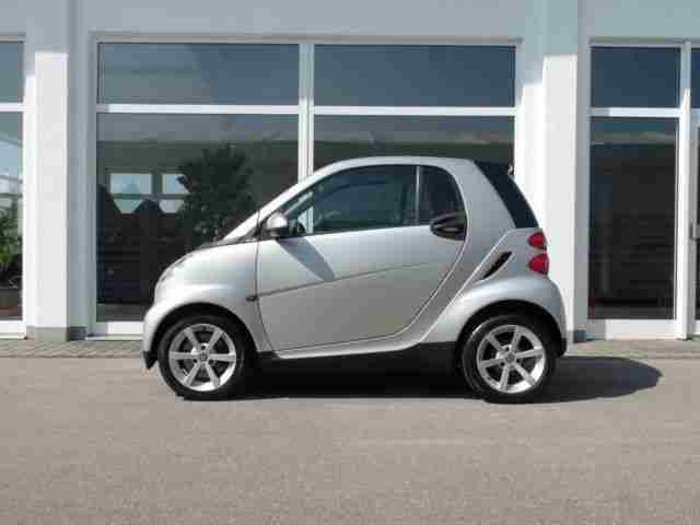 Smart smart fortwo coupe pulse Klima, Panoramadach;