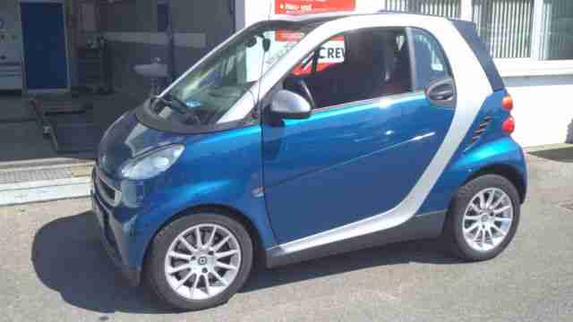 fortwo coupe pulse micro hybrid drive