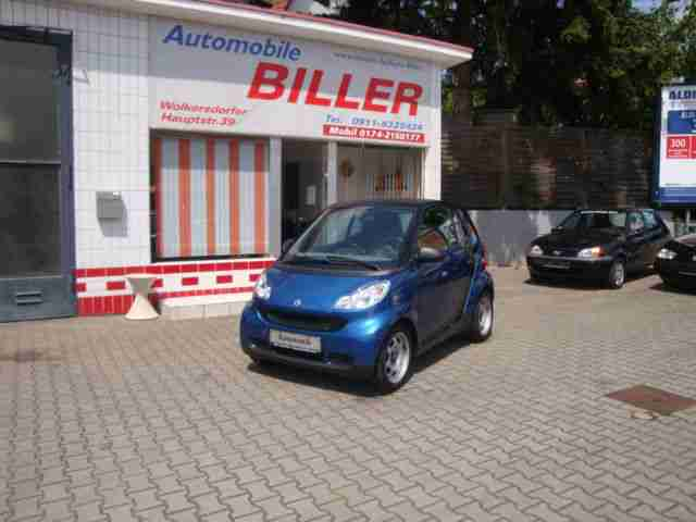 Smart smart fortwo coupe pure 1.Hand