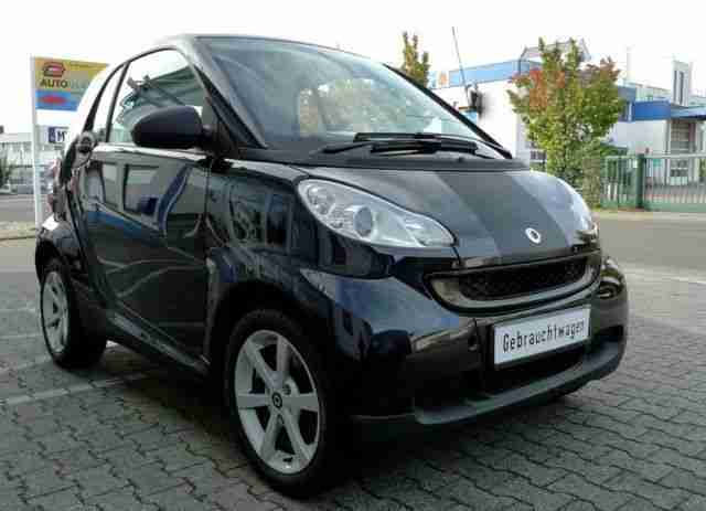 fortwo coupe pure