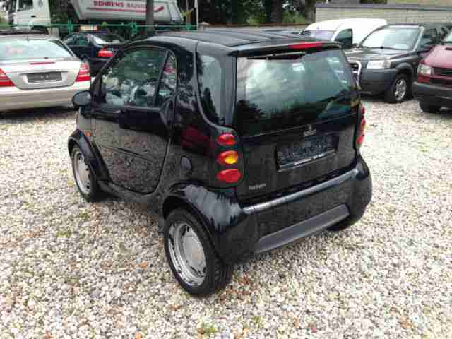 Smart smart fortwo coupe pure
