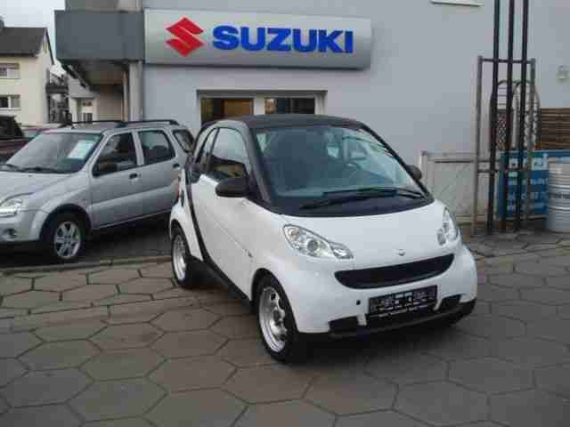 fortwo coupe pure ABS, ZV, ESP