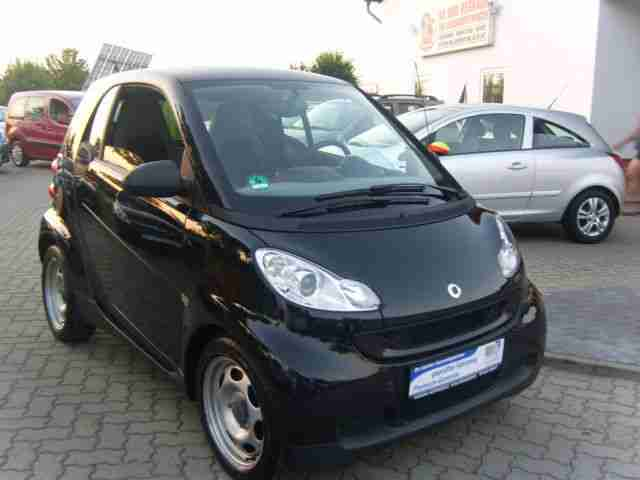 fortwo coupe pure MHD Klima I Hand